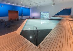 """Hetite Judah, """"A Social History of Australia, Through its Swimming Pools,"""" The New York Times (31 May 2016). The country's pavilion at the Venice Architecture Biennale explores the strong communal role played by its public baths for more than 50 years."""
