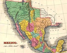 Mexico 1800 by n!na