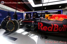 Red Bull vuelve a terminar hoy la sesión de forma prematura #F1 #Formula1