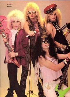 Poison 80 Bands, 80s Hair Bands, Rock Bands, Bret Michaels Poison, Bret Michaels Band, 80s Hair Metal, Hair Metal Bands, Glam Metal, Rock & Pop