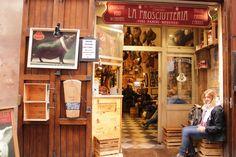 La Prosciutteria Trastevere, Roma
