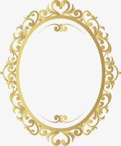 Vector Gold retro pattern border, Retro Borders, Pattern, Frame PNG and Vector Beauty And The Beast Party, Beauty And The Best, Retro Pattern, Gold Pattern, Snow White Invitations, Molduras Vintage, Decorative Lines, Birthday Frames, Disney Princess Party