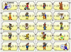 Matematika 1. osztály - Ibolya Molnárné Tóth - Picasa Webalbumok First Grade Math Worksheets, 2nd Grade Classroom, Math Class, Math Activities, Second Grade, Archive, Album, School, Puzzle