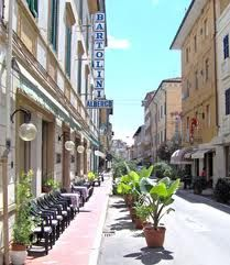 Montecatini Italy. This was such a beautiful little town. Great pizza, wine and gelato,.