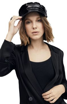 Millie Bobby Brown – The Standard June 2019 Photos - Millie Bobby Brown – The Standard June 2019 Photos Source link. Millie Bobby Brown, Bobbi Brown, Bobby Brown Stranger Things, Brown Fashion, Celebs, Celebrities, Blake Lively, Celine Dion, Celebrity Photos
