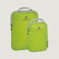 Eagle Creek Official Store, Pack-It Specter™ Compression Cube Set, strobe green, Pack-It Specter™, EC041186