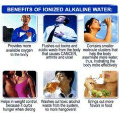The benefits of kangen water!  f.r.e.e. e-book www.aquamiracles.com