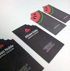 tarjetas personales
