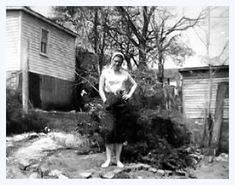 """Patsy Cline just """"Hangin' Out' early 1950's..."""