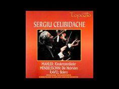 Mahler Kindertotenlieder - Fassbaender - Celibidache - MPO - 1983