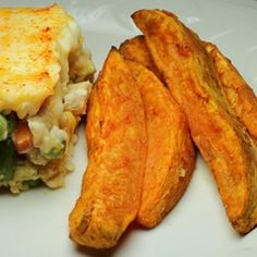 Baked Sweet Potato Sticks - Allrecipes.com