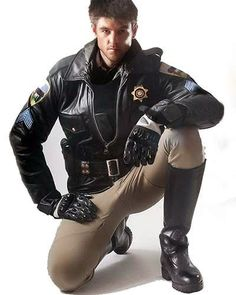 #LeatherCop #CHiP #BLUF