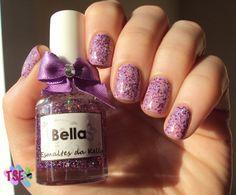 Bella :: Kelly Cris   Tudo Sobre Esmaltes  http://tudosobreesmaltes.com/2012/11/13/bella-kelly-cris/
