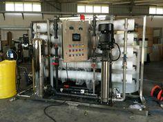 Memilih Teknologi Sistem Pengolahan Air Industri Terbaik