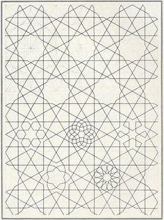 BOU 089 | Les Elements de l'art Arabe | Pattern in Islamic Art