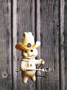Love him, need him, want him. Giddy Up Poppin' Fresh -- the 1972 Pillsbury Bake-Off Contest!