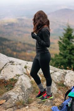 Learn more about ** This outfit for hiking (except a different top) and with a hat...