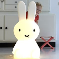 My Sweet Muffin - Miffy Lamp XL by Mr. Maria