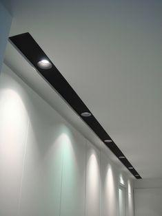 Plaster Ceiling Design, Ceiling Light Design, False Ceiling Design, Ceiling Lights, Modern Lighting Design, Interior Lighting, Home Lighting, White Interior Design, Interior Design Living Room