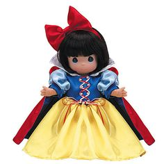 Precious Moments Snow White Doll