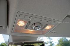 Schiebedach und Innenraumbeleuchtung im VW e-up!