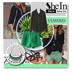 """""""SheIn 10"""" by edita-n ❤ liked on Polyvore"""