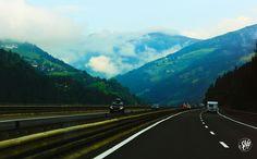 on the road by Shorena Beruashvili on 500px