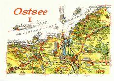 "Postkarte ""Ostsee"" | DDR Museum Berlin"