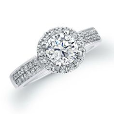 Best Round Halo Engagement Rings Semi Mount 27