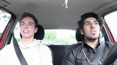Mert en Dylan tijdens een opname. #Fun #YouTube #McDonald's #Mert #Dylan