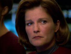 "Kate Mulgrew, ""Captain Janeway"""