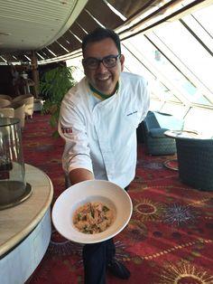 Gastronomia em Alto Mar com a Royal Caribbean. Acompanhe como foi a nossa viagem…