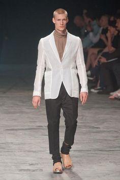 Rick Owens SS2013 Paris Fashion Week