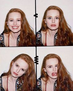 'Riverdale' Madelaine Petsch on Playing a Bisexual Character: 'I Love That We Can Help Make It More Socially Acceptable' Kj Apa Riverdale, Riverdale Cast, Riverdale Memes, Cheryl Blossom Riverdale, Riverdale Cheryl, Madelaine Petsch, Betty Cooper, The Cw, Tumbrl Girls