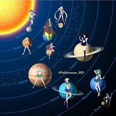 Sailor Moon Toys, Sailor Moon Girls, Arte Sailor Moon, Sailor Moon Fan Art, Sailor Chibi Moon, Sailor Moon Cosplay, Sailor Moon Crystal, Sailor Saturn, Sailor Neptune