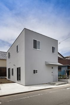 """KDR House by I.R.A. """"Location: Tokyo, Japan"""" 2011"""