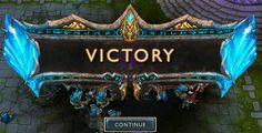 LoL victory screen - Sök på Google