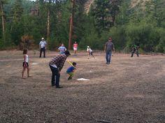 Baseball Game....