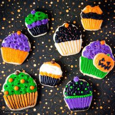 Halloween Recipes : Halloween Sugar Cookies