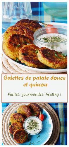 Hamburger Vegetarien, Plats Healthy, Healthy Food, Quinoa Burgers, Falafel Recipe, Vegan Recipes, Cooking Recipes, Winter Food, Veggies