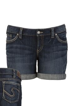 Silver Jeans Co.® Suki Shorts - maurices.com