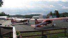Flight-seeing tour of Denali National Park in Alaska by K-2 Aviation in Talkeetna.
