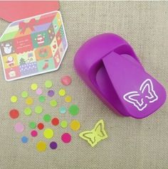 19.98$  Buy here - http://aliasa.shopchina.info/go.php?t=32300920289 - Freeship! 3D butterfly punch paper cutter for crafts and scrapbooking furador cortador de papel embossing machine R497 puncher 19.98$ #bestbuy