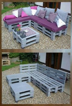 pallet furniture blueprints Source by petramiotke Pallet Furniture Blueprints, Pallet Garden Furniture, Outdoor Furniture Plans, Reclaimed Wood Furniture, Diy Furniture, Furniture From Pallets, Furniture Design, Furniture Movers, Furniture Projects