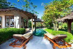 Luxury Collection Phuket Hotels: The Naka Island, Phuket - Hotel Rooms at luxury