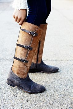 Free People Great Falls Tall Boot