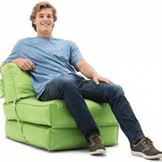 Big Joe Flip Lounger Bean Bag Chair Image 1 of 5