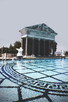 Architecture | Pool | Greece