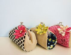 Dumpling Pouches | Flickr - Photo Sharing!