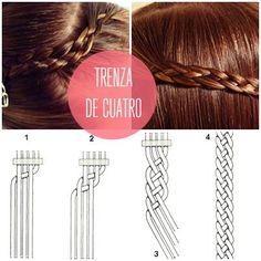braids with four